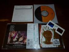 Voivod / The Outer Limits JAPAN w/3D Glasses P-A6