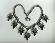 Crystal Glass Mixed Metals Costume Necklaces & Pendants