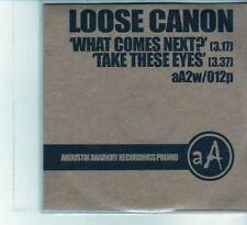 (DU767) Loose Canon, What Comes Next? - DJ CD