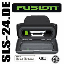 FUSION MARINE MS-DKIPUSB USB iPod iPhone Dock Anschluss an Radio MS-RA200 Video