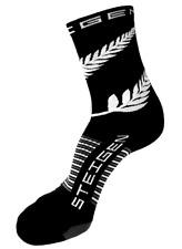 Steigen New Zealand Three Quarter Length Performance Running and Cycling Socks