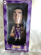 Bobbleheads 2005 Los Angeles Lakers Chris Mihm Bobble head  Carl's Jr Upper Deck