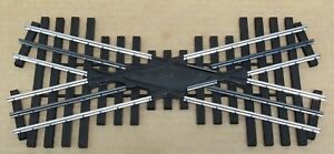Ross Custom Switches 300 30-Degree Crossing O-Gauge NEW