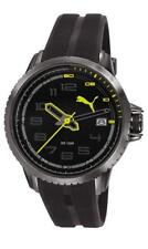 Puma watch turbine 3HD Black Lime PU103281003 Analog Plastic Black