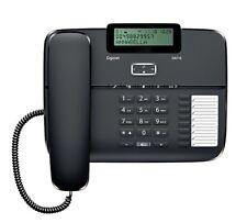 Siemens gigaset da710/da 710 analogique ficelle liée téléphone