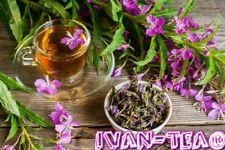 FitoTeas 2×50g Ivan-tea + 2×50g Chaga-tea OrganicHerbal Total: 200g