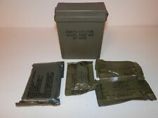 Military First Aid Kit Case with Supplies