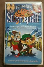Buster & Chauncey's Silent Night (VHS, 1998, Dura-Case; Closed Caption)