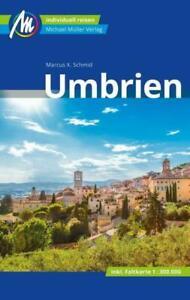 REISEFÜHRER UMBRIEN 2019/20 Perugia Orvieto Todi MICHAEL MÜLLER VERLAG UNGELESEN