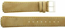 Wrist Watch Band for Skagen Denmark Spare Band for 433lsltgc1 Leather