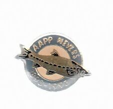 RARE PINS PIN'S .. SPORT PECHE FISHING POISSON AAPP NEVERS 58 ~AP