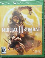 Mortal Kombat 11 Xbox One New!