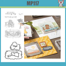 MP117 home Metal Cutting Dies and Stamps Stencil New 2020 Scrapbooking