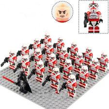 Lego Kompatibel 10x Star Wars Clone Rogue One Rebellen||Klemmbaustein|