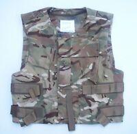 NEW - MTP Multicam Camo Body Armour ECBA Flak Vest Cover  - New Size 180/104