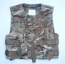 NEW - MTP Multicam Camo Body Armour ECBA Flak Vest Cover  - New Size 170/100