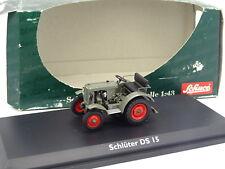 Schuco 1/43 - Tractor Schluter DS 15