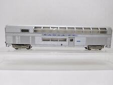 MES-52616Fleischmann H0 US Doppelstockwagen Santa Fe