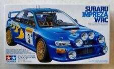 TAMIYA 1/24 CARS SUBARU IMPREZA WRC car model kit