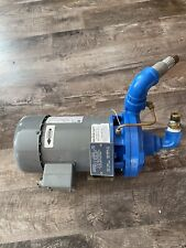 Scot Model 11 Pump Solutions W/ Magnetek 8-164677-02 Century Ac Motor