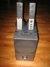Altec Lansing VS4121 2.1 ComputerSpeaker Sound System - Subwoofer + 2 Satellites
