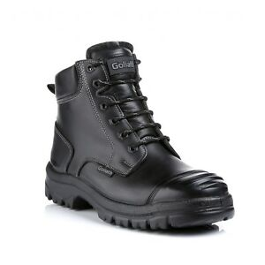 Goliath Groundmaster Safety Boots SDR10CSI-GB With Steel Toe Caps Midsole Mens