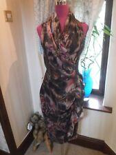 Amazing All Saints Tropic Dress Size 10 Excellent Condition