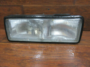 Chevrolet Celebrity: 1987, 1988, 1989, 1990, Right Headlight With Bracket