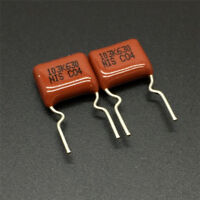 10/100PCS CBB NISSEI MMXF 103K 630V 0.01uF 10nF P7.5 Metallized Film Capacitor