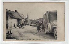 CPA BAILLEULMONT (P-de-C) - Rue du Chateau: France postcard (C26368)