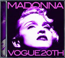 Madonna Vogue 20 CD