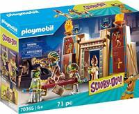 Playmobil 70365 Scooby-Doo Adventure in Egypt