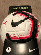 Nike Merlin Match Soccer Ball. Size 5. $160 Retail. Brand New