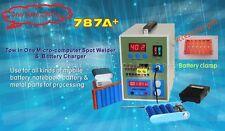 High Quality Spot Welder Welding Machine Power Tool Battery Charger 787A+ 220V