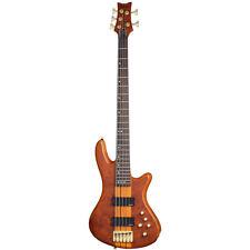 Schecter Stiletto Studio-5 Honey Satin HSN B-STOCK 5-String Electric Bass Studio