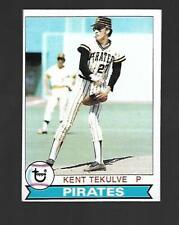 1979 Topps #223 Kent Tekulve Pittsburg Pirates VG-EX