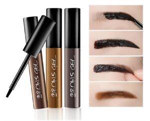 Makeup Eyebrow Gel Waterproof Tint Eyebrow  Long lasting Eyebrow Tint Tattoo US