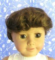 Kemper TRACY Auburn Full Adj. Cap Size 12-13 Wavy Curly, Boy, Girl Unisex