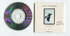 Tina Turner 3-INCH-cd-single I DON'T WANNA LOSE YOU © 1989 2-tr STEEL CLAW live