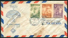 1959 Philippines 10th World Jamboree First Day Cover H