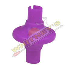 Komfort Kiss Kisser Button Purple