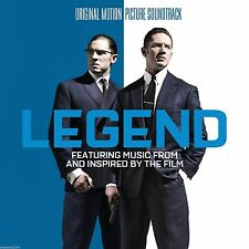 LEGEND ORIGINAL FILM SOUNDTRACK OST 2x CD NEW