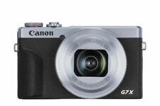 Canon PowerShot G7 X Mark III 20.1MP Compact Camera - Silver