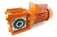 BAUER BS06 Getriebemotor Elektrogetriebemotor 126U/min 0,37kW 3~ IM H1 UNUSED