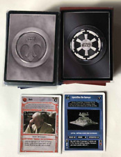 Star Wars CCG Premiere Unlimited Complete Set 324/324 WB + BONUS!