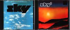 Sky CD Sammlung / 2 CD's