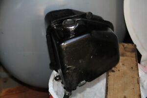 Harley FXR 1985 FXRP oil tank bag Harley FXRT FXRD FXLR Police Sheriff EPS23839