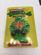 1989 Teenage Ninja Mutant Turtles Soft Glow Night Light