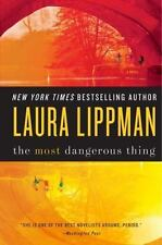 *SIGNED* THE MOST DANGEROUS THING by LAURA LIPPMAN - 1ST ED VF/VF - SECRETS