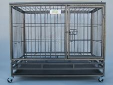 Go Pet Club Heavy Duty Metal Cage, 43-Inch by 30 by 38-Inch SQ1044 Cage NEW